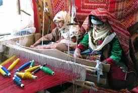تاریخچه ی نساجی سنتی در ایران