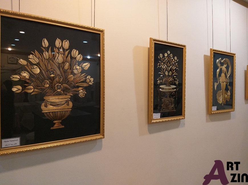 نمایشگاه صنایع دستی بانوان ارمنی