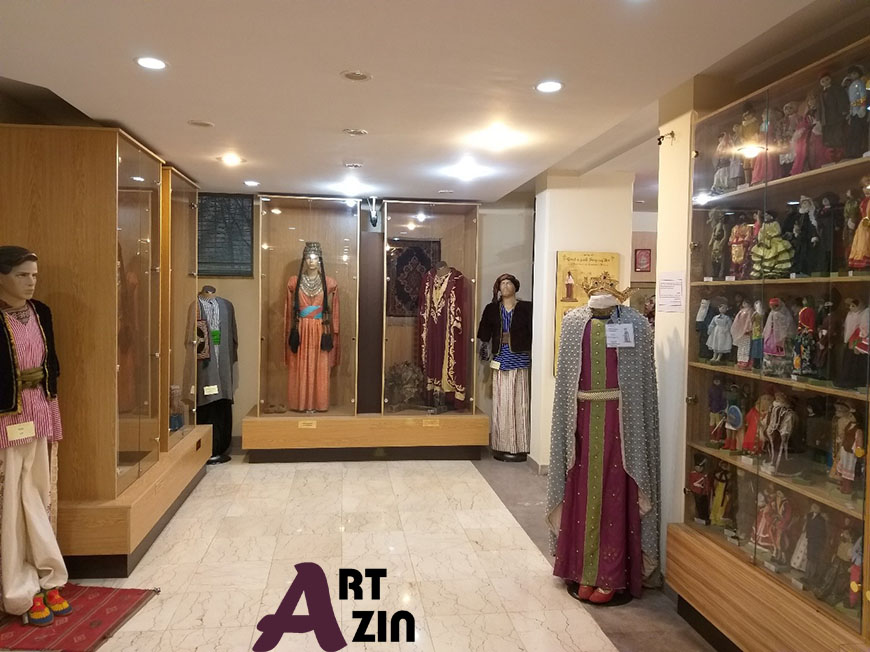 موزه اسقف اعظم آرداک مانوکیان
